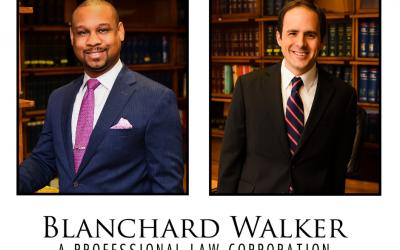 Former City Attorney William Bradford, Taunton Melville Join Blanchard Walker
